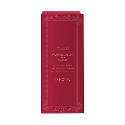 MOR Pomegranate & Cassis Reed Diffuser 180ml