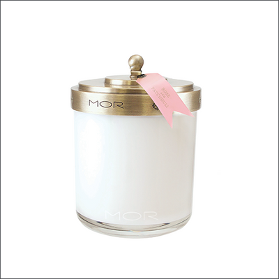 MOR Rose & Patchouli Candle 380g