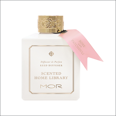 MOR Rose & Patchouli Reed Diffuser 180ml