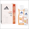 Adidas Adipower Womens 2 Piece Gift Set