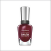 Sally Hansen Salon Manicure 610 - Red Zin Nail Enamel 14.7Ml