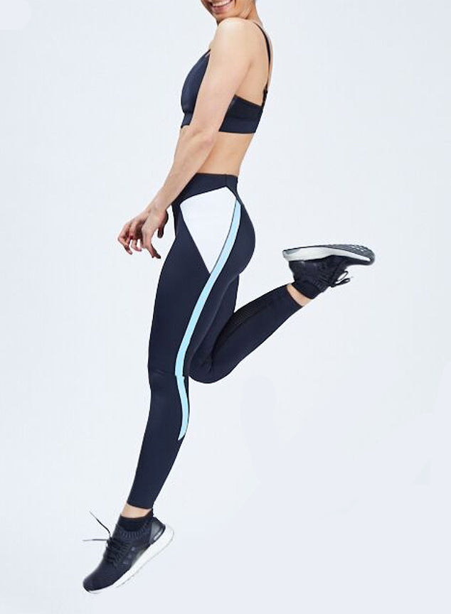 Highline Run Legging + McCarren Bra Set