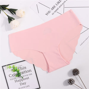 Seamless Panties Set Underwear Female Comfort Intimates Fashion Lingerie Women Briefs Low-Rise Panties