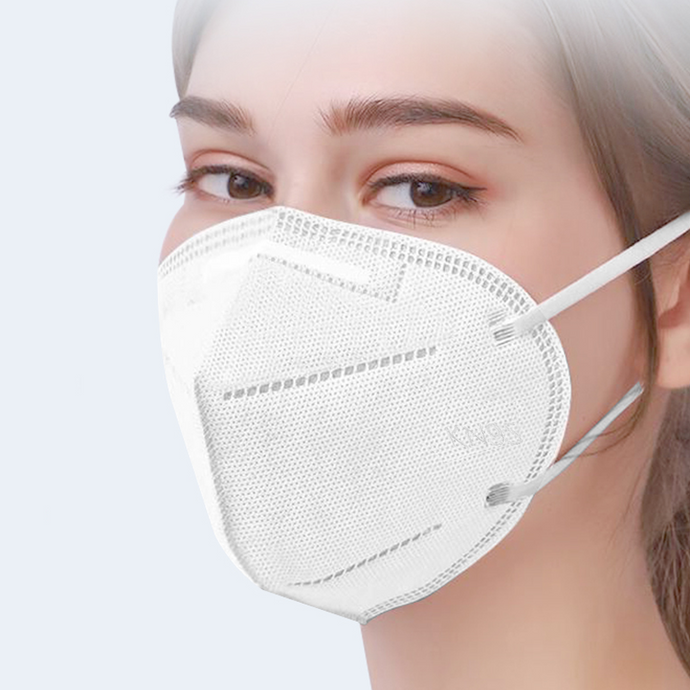 KN95 Particulate Performance Disposable Paint Prep Respirator