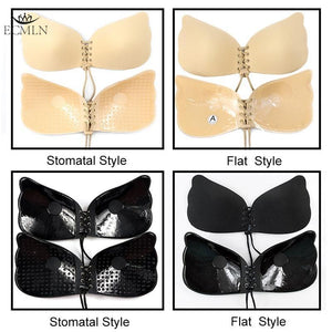 Seamless Adhesive Bra Invisible