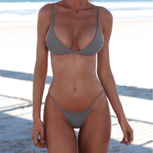 Load image into Gallery viewer, Push up Bikini Swimwear