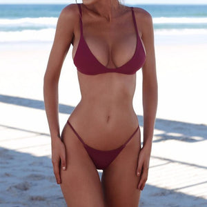 Push up Bikini Swimwear