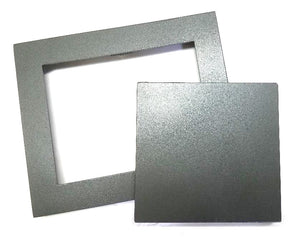 Custom HMI Adapter or Cover Plate - HMIAdapterPlate