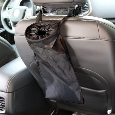 IPELY car trash can car garbage bag for car