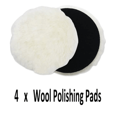 Wool Polishing Buffing Pad Polishing Buffing Wheel for Drill