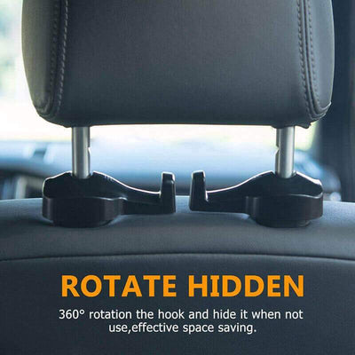 seat hooks for auto