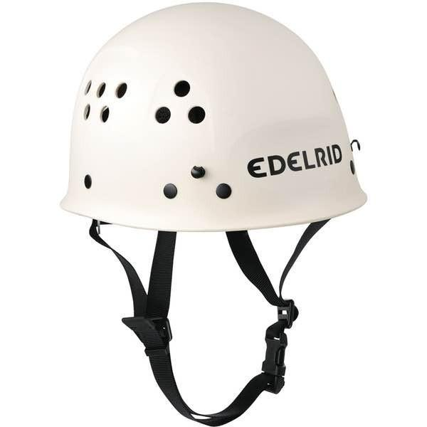 Edelrid Ultralight climbing helmet, in white colour