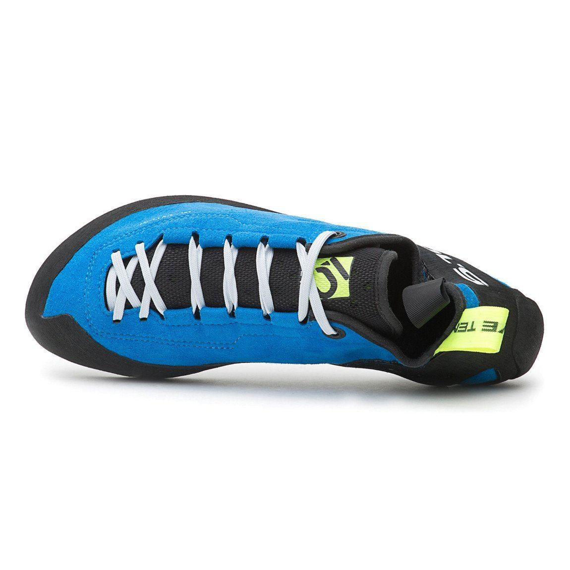 Five Ten Quantum climbing shoe, birds eye view
