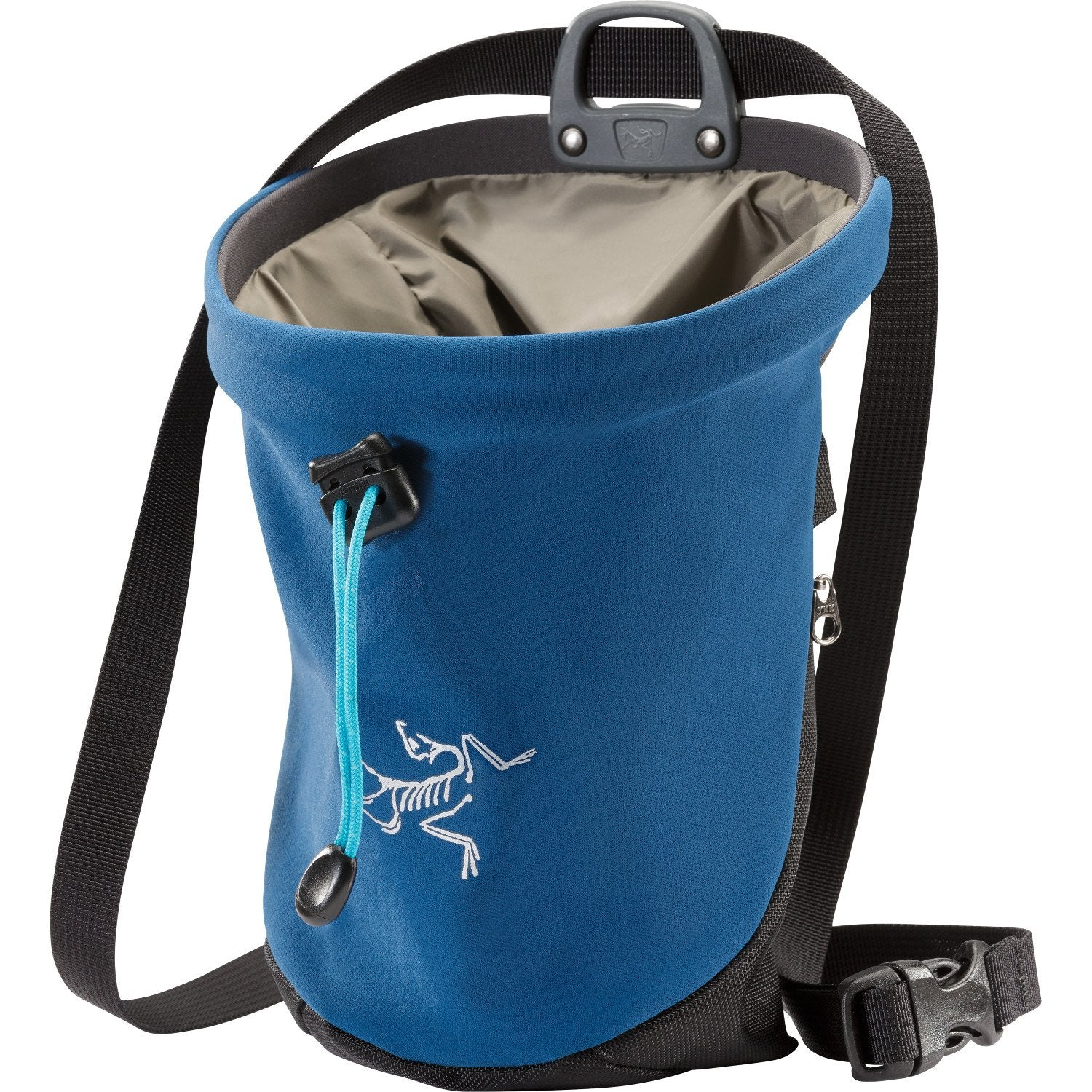 Arc'Teryx C80 Chalk Bag in blue colour