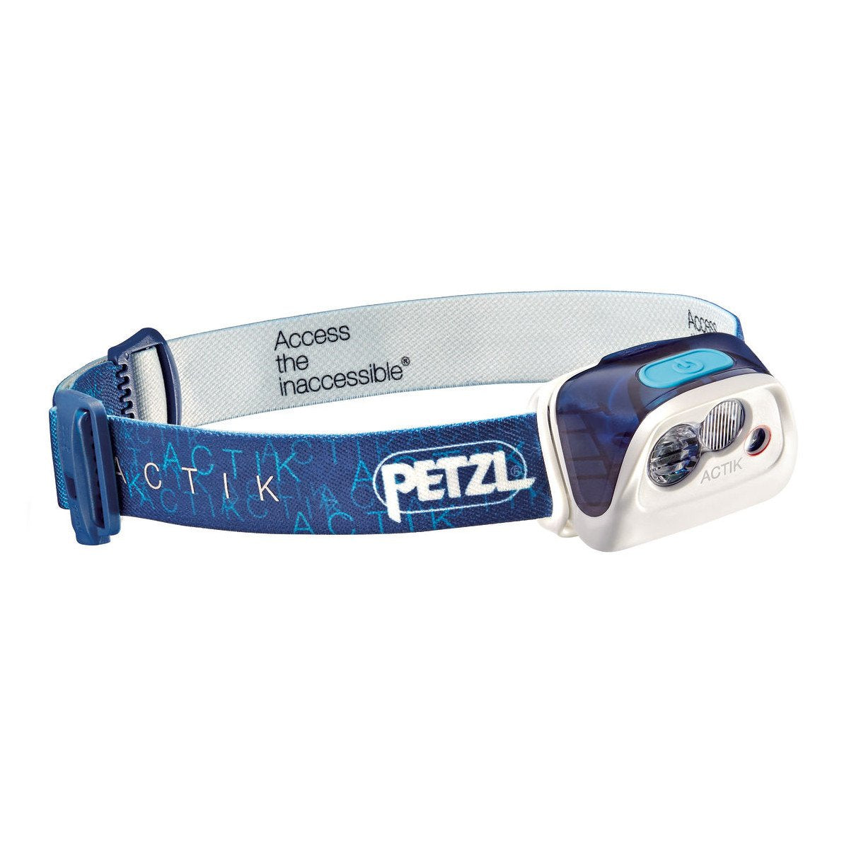 Petzl Actik (Blau) Headtorch