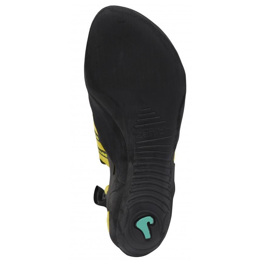 Boreal Lynx Womens climbing shoe, view of the black sole
