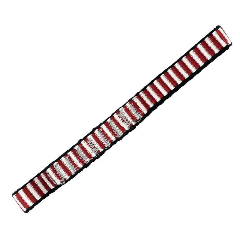 DMM Dyneema climbing Sling 11mm x 25cm, in red/white colours