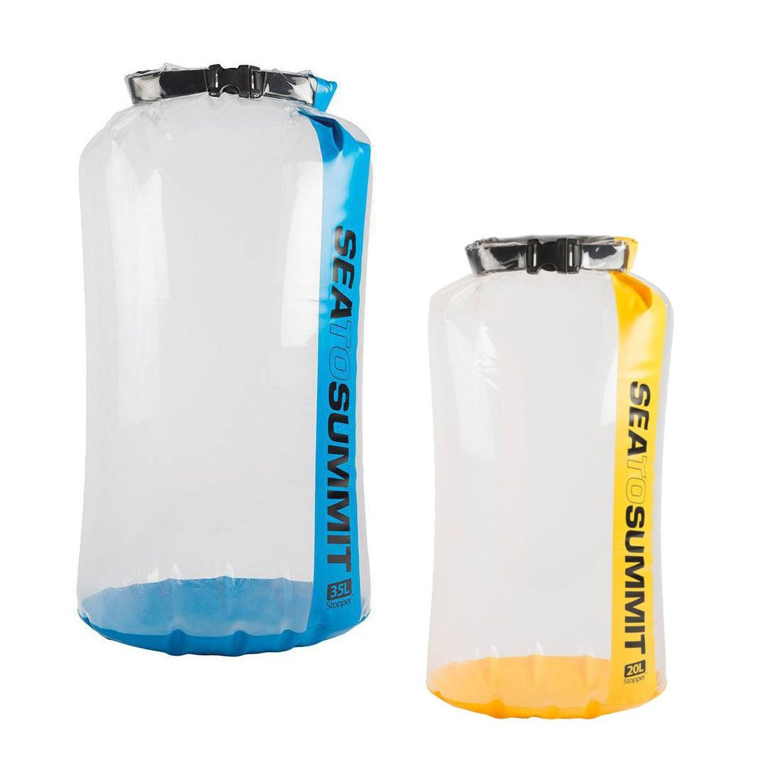 Sea to Summit Clear Stopper Dry Bag 20 & 35 Litre