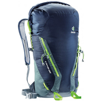 front view of the rucksack