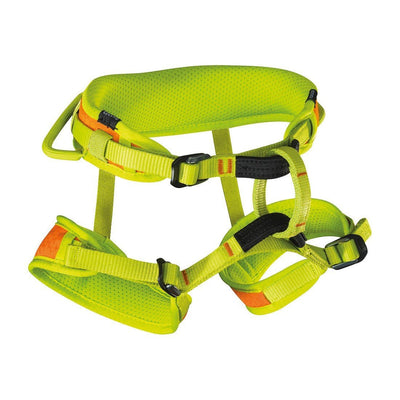 Edelrid Finn II Kids Harness green and orange