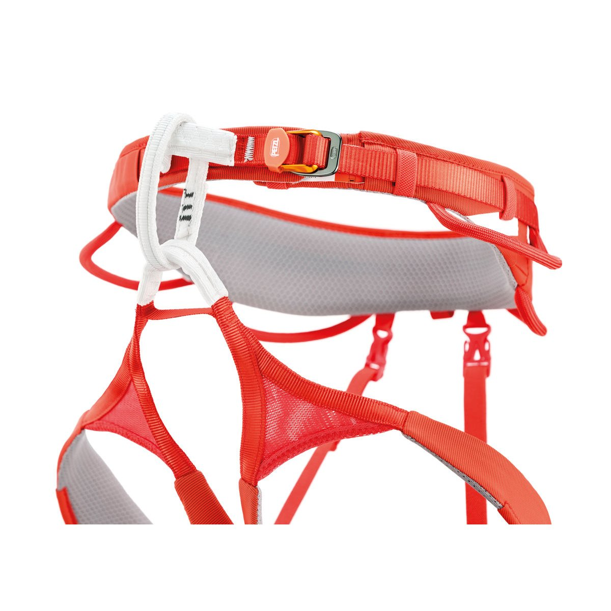 Petzl Hirundos Harness, front/side view