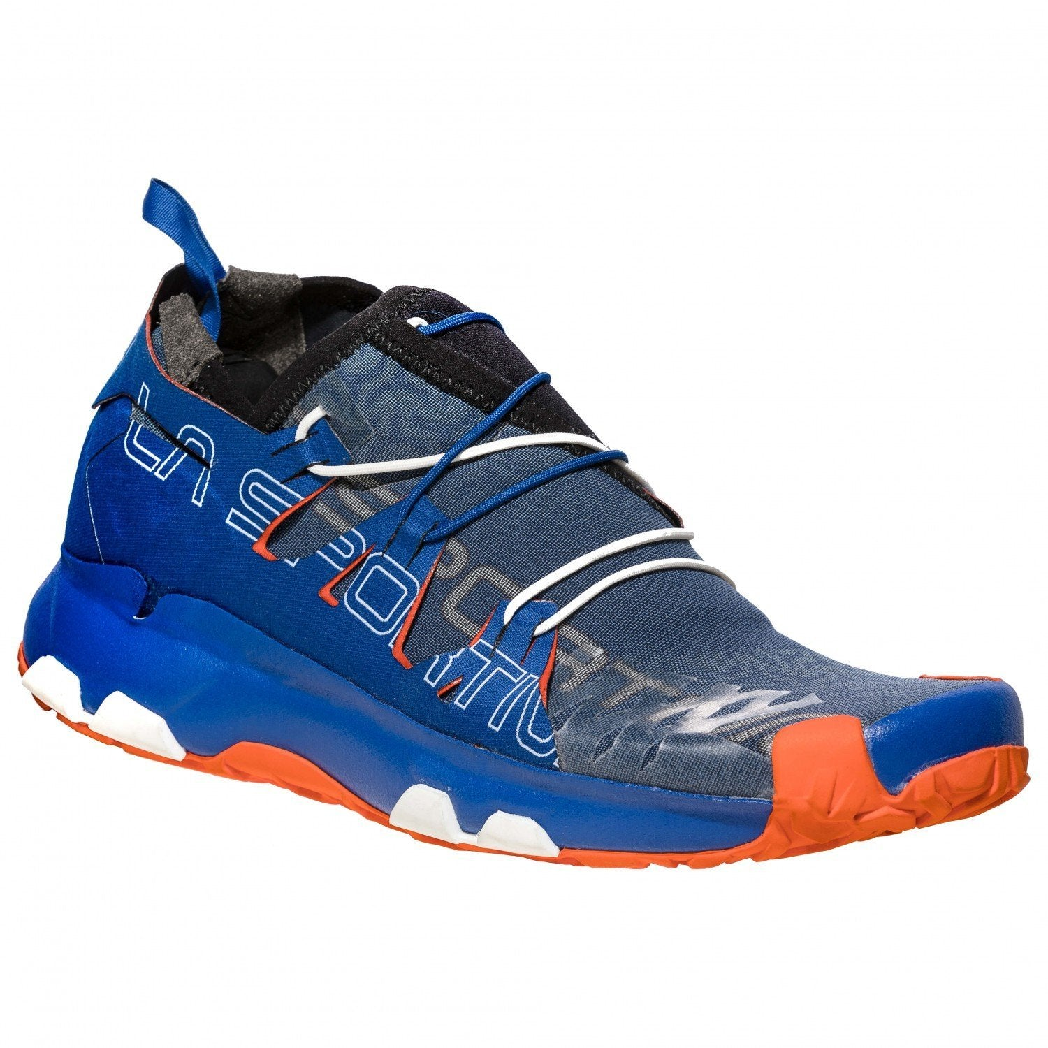 La Sportiva Unika Womens - Blue/Orange