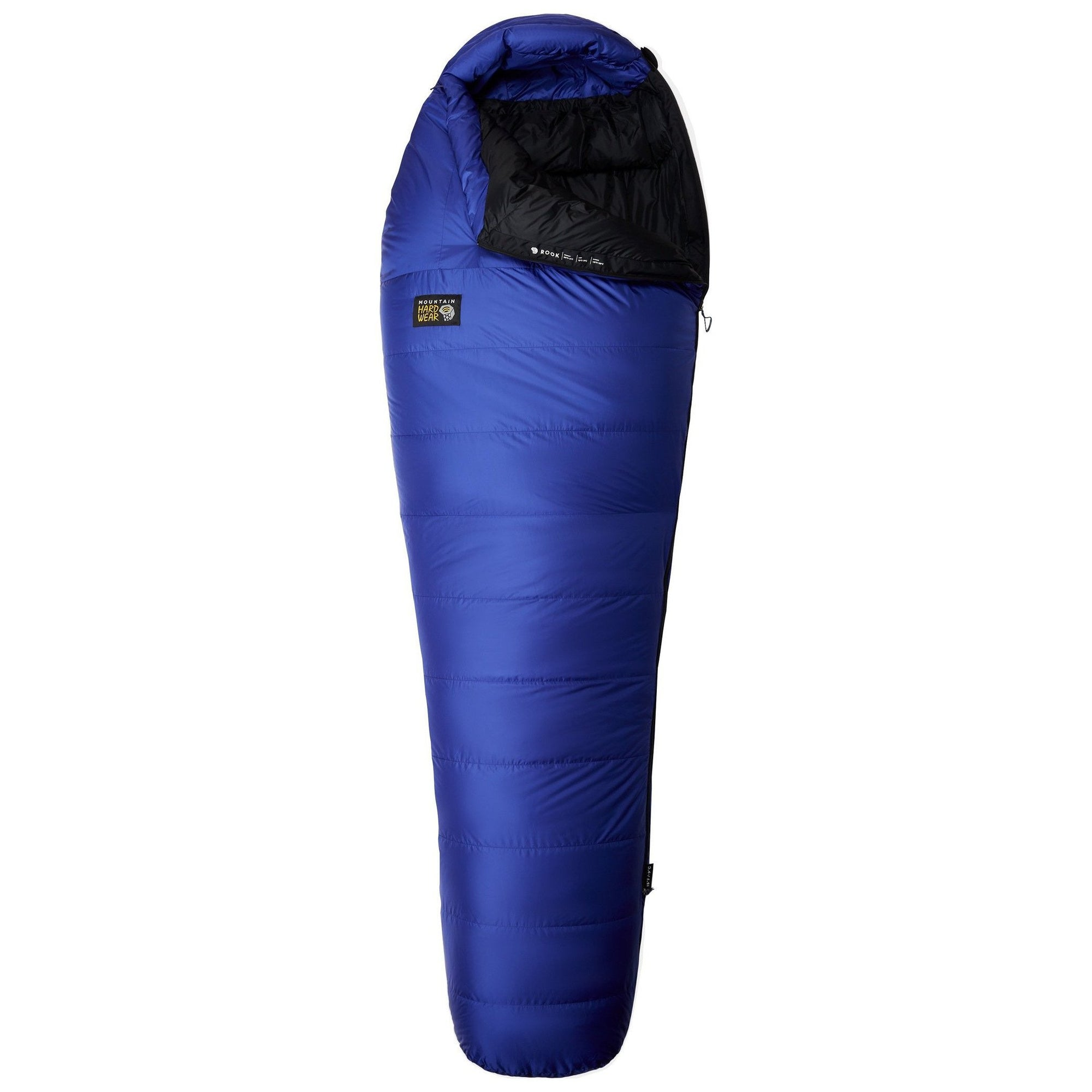 Mountain Hardwear's Rook™ Sleeping Bag is an all-rounder for any camper seeking versatility and performance.