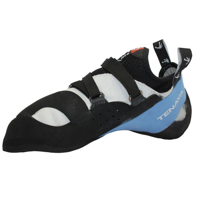 Tenaya Oasi climbing shoe, inner side view