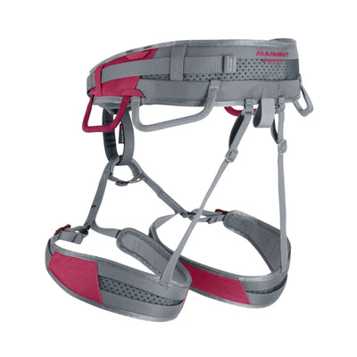Mammut Ophir Speedfit Womens Harness (Dark Magenta)
