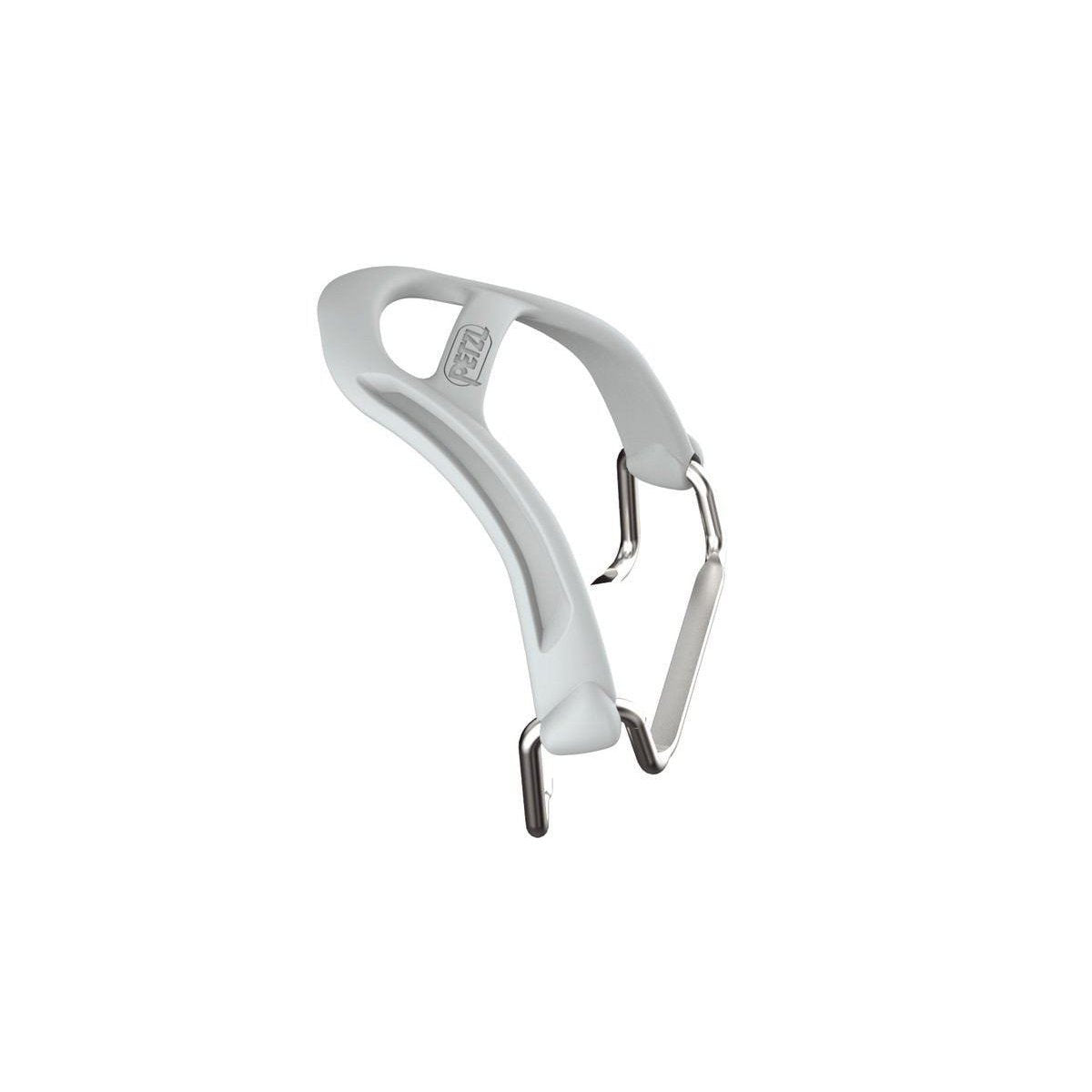 Petzl FIL Flex Toe Bail, in grey colour