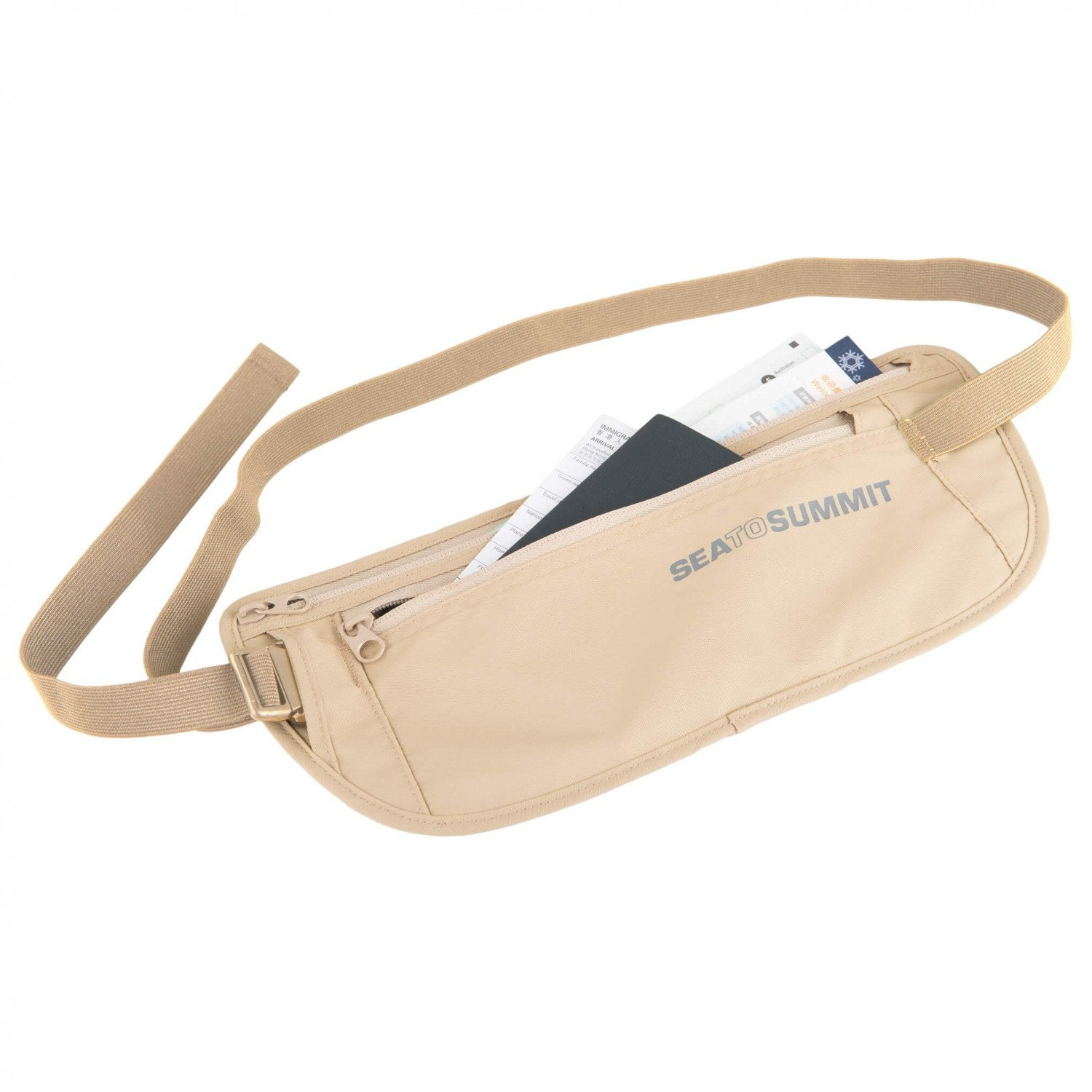 Sea to Summit Money Belt (Sand) - Geldgürtel