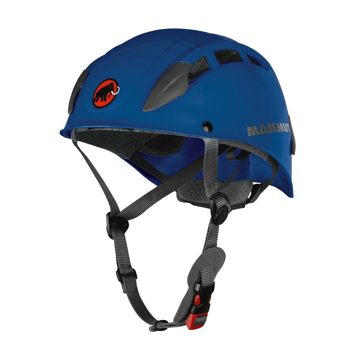 Mammut Skywalker 2 climbing helmet, in blue colour