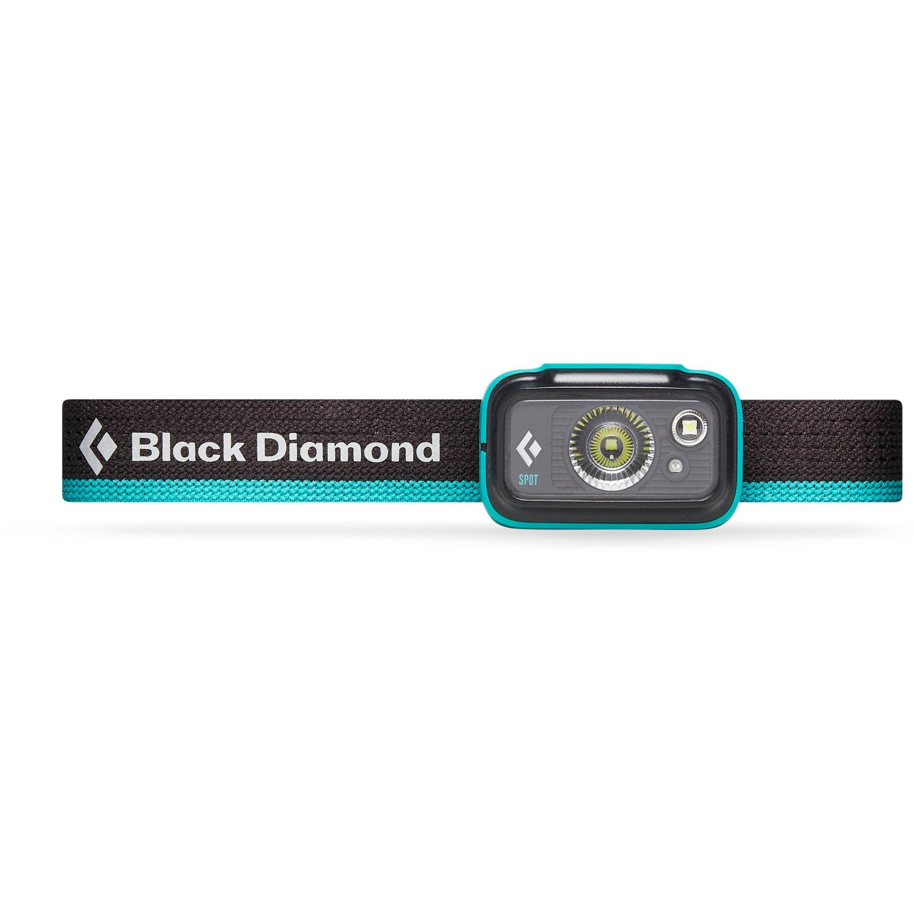Black Diamond Spot 325 in Aqua Blue