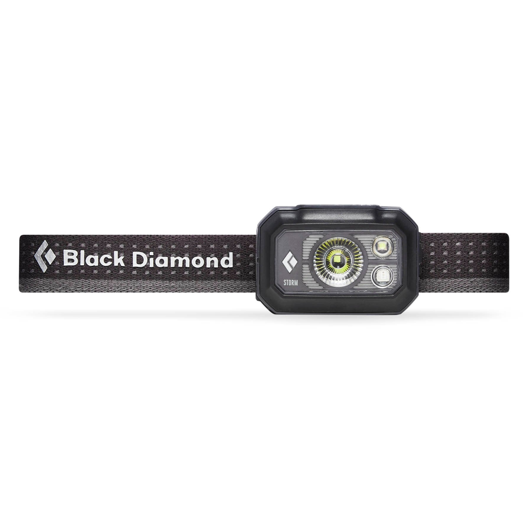 Black Diamond Storm 375 in Graphite Black