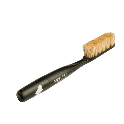 Sublime Climbing Boars Hair bouldering Brush, with a Black handle