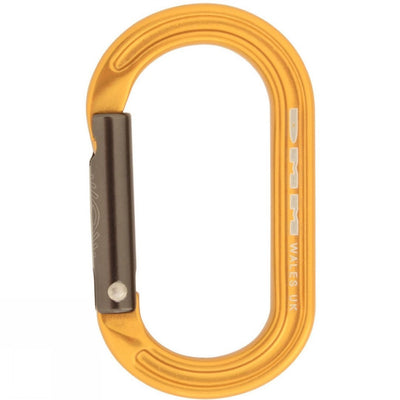 DMM XSRE carabiner in Gold