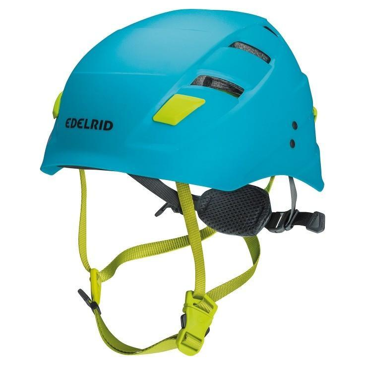 Edelrid Zodiac Lite climbing helmet, in blue colour