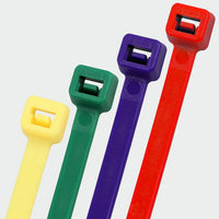 Mixed Colour Cable Ties