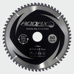 -5 Degree Aluminium Saw Blades