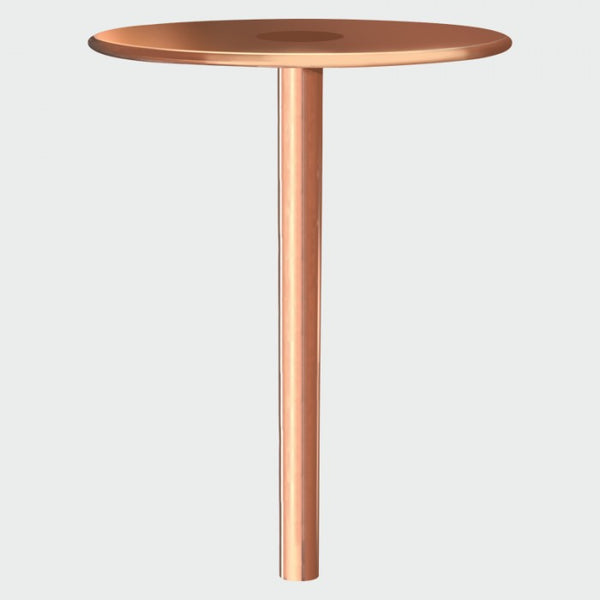 Disc Rivet - Copper