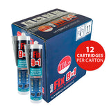 Multi-Fix 9 In 1 Universal Adhesive & Sealant - Grey