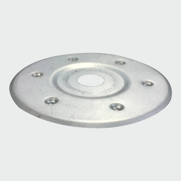 Large Metal Insulation Disc