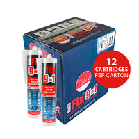 Multi-Fix 9 in 1 Instant Grab Adhesive - Clear