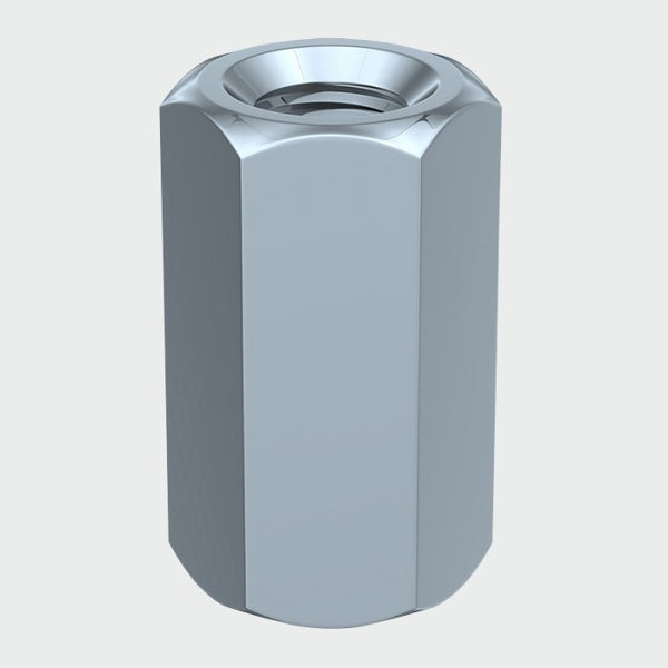 Connector Nut - Zinc