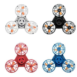 Flying Fidget Spinner Hand Flying Spinning Can Fly Away And Return From Hand Anti-Stress Toys