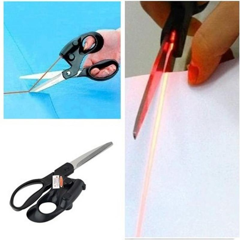 Laser Guided Fabric Scissors