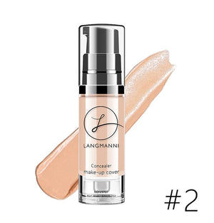 2019 latest waterproof concealer foundation
