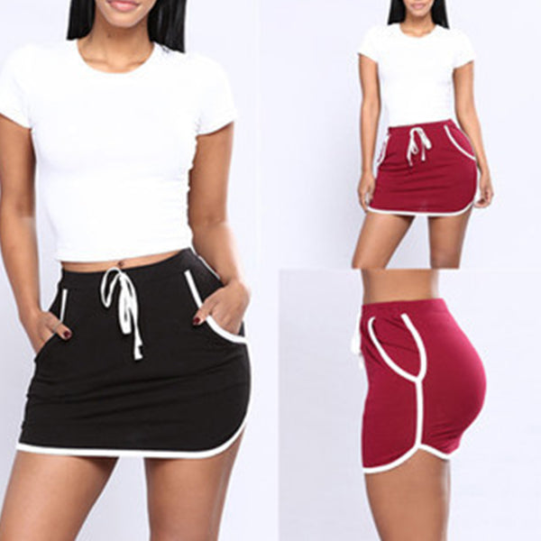 Summer stylish breathable sexy hip shorts