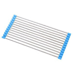 Roll-Up Drying Rack-Kitchen & Dining-skrstar.com-Blue-