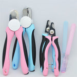 Pet Dog Nail Clippers and Trimmer